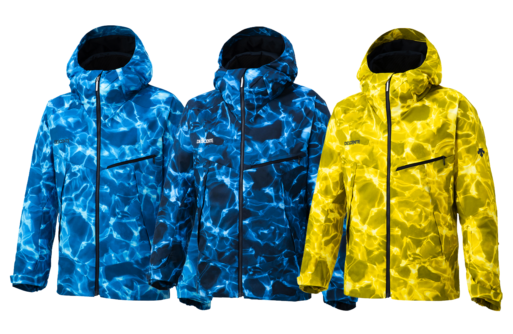 S.I.O INSULATED JACKET/WATER & SNOW