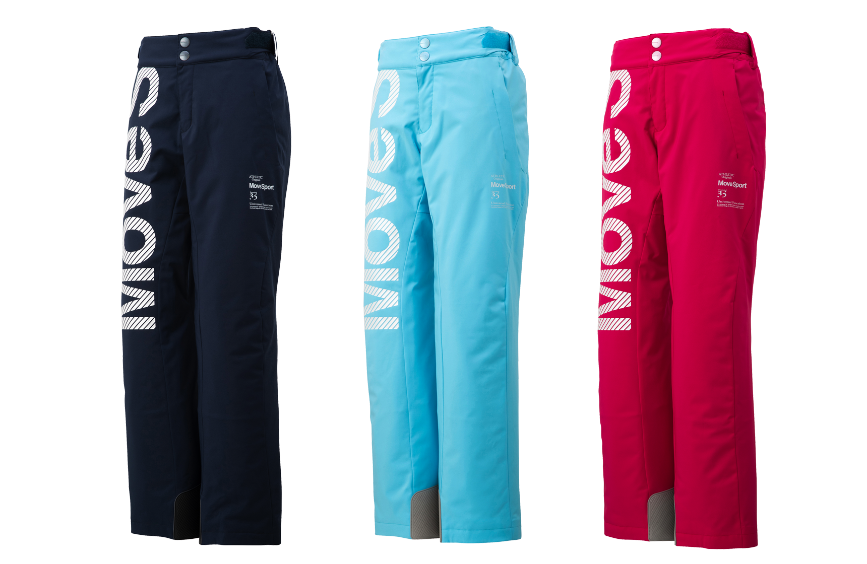 S.I.O INSULATED WOMEN'S PANTS/MOVE SPORT