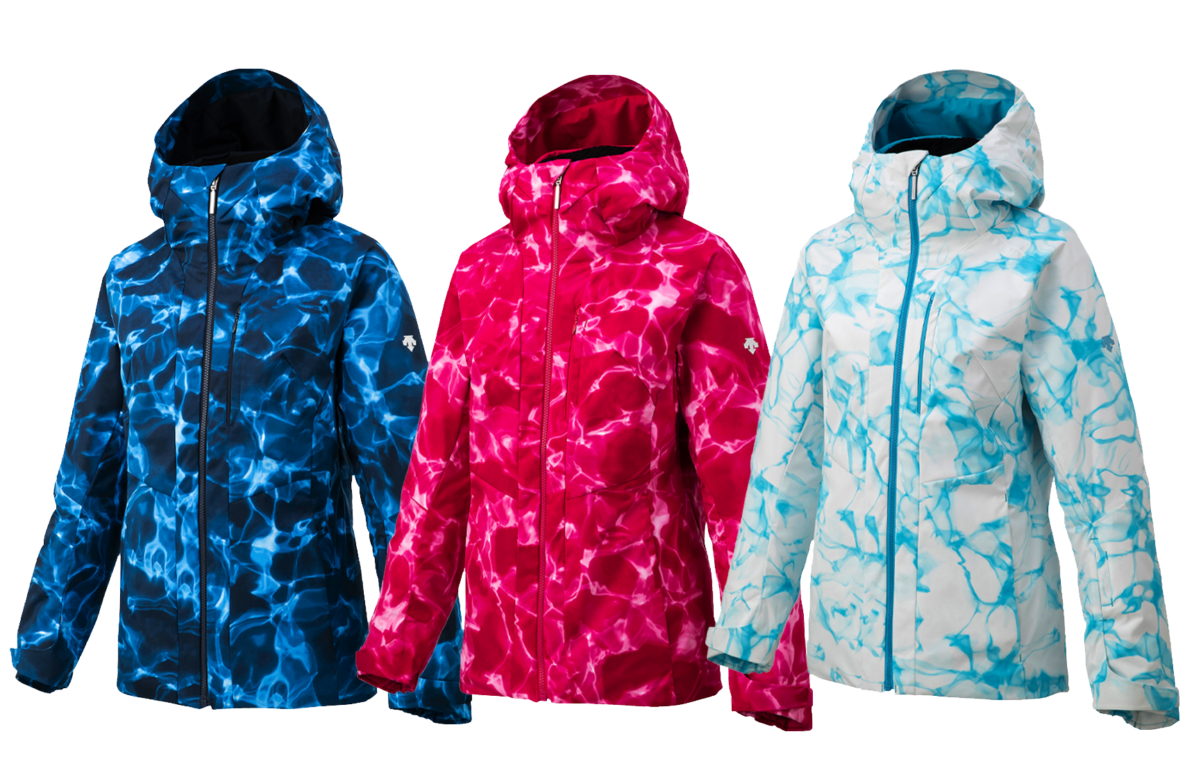 S.I.O INSULATED WOMEN'S JACKET/WATER & SNOW
