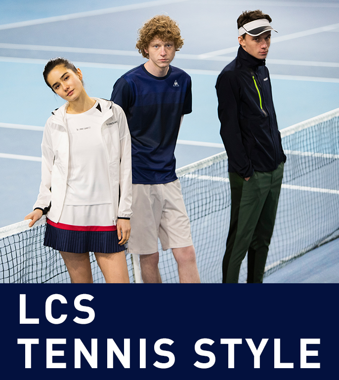 LCS TENNIS STYLE